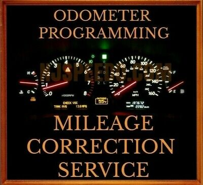 $89.99 • Buy Instrument Cluster Mileage CORRECTION, Odometer PROGRAMMING, For Acura Vehicles
