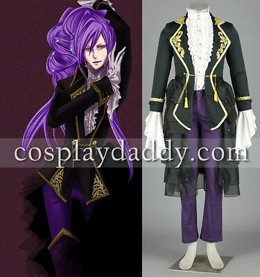 $80 • Buy Vocaloid Family Cosplay Costume Sandplay Kamui Gakupo Outfit
