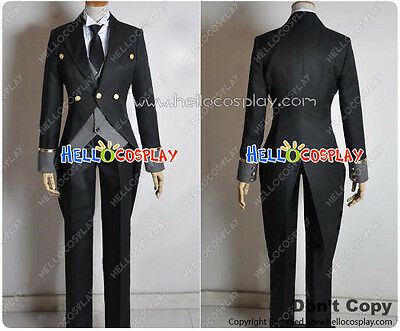 $81.62 • Buy Vocaloid Bad End Night Gakupo Swallowtail  Cosplay Costume H008