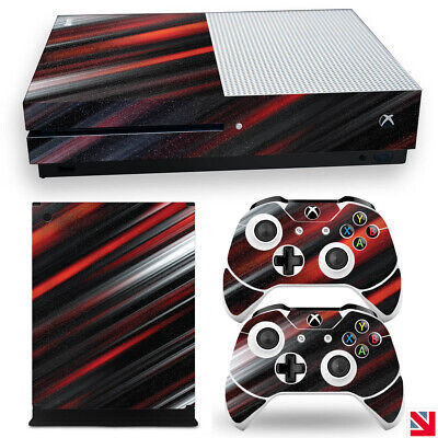 Abstract Space Dust Pattern Xbox One S Skin Decal Vinyl Sticker Wrap • 7.49£