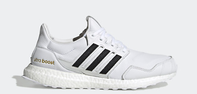 $185 • Buy Adidas Ultra Boost OG -  DNA Superstar  - (White) - (EH1210) - Men's Size 10.5