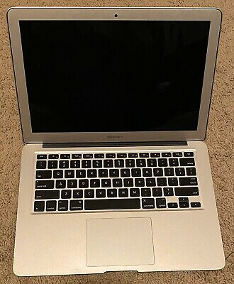 $599 • Buy Apple MacBook Air 13.3  I5 1.8ghz 256gb SSD MQD42LL/A 2017, EXCELLENT CONDITION!