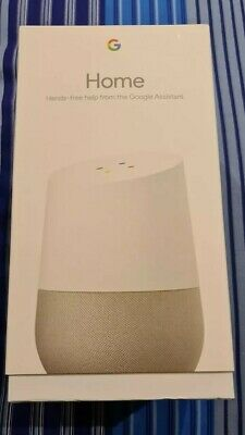 AU61 • Buy Google Home Smart Assistant - White Slate