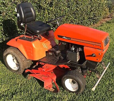 AU1000 • Buy Ariens GT17 48inch Cutting Deck Used Ride On Lawn Mower