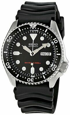 $ CDN405.88 • Buy Seiko Men's Automatic Analogue Watch With Rubber Strap SKX007K