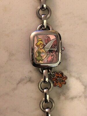 $55 • Buy Disney Tinker Bell Fossil Watch. Limited Edition.  0003/2000 With Box And Insert