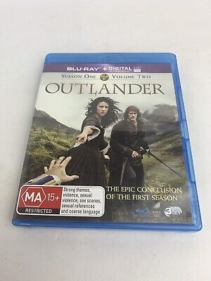 AU29.99 • Buy Outlander : Season 1 : Part 2 (Blu-ray, 2015, 3-Disc Set)   Like New