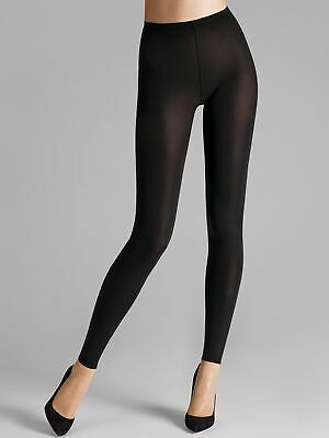 Wolford Velvet 66 Leggings, Opaque, Black • 27£