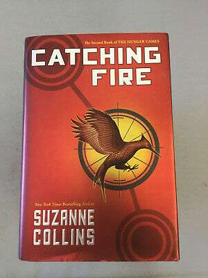 £18.32 • Buy The Hunger Games: Catching Fire By Suzanne Collins Hardcover Classroom Set Of 10
