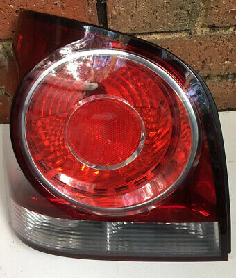 AU75 • Buy Volkswagen Polo 9n Left Taillight ,hatch, 11/05-06-07-08-09-04/10
