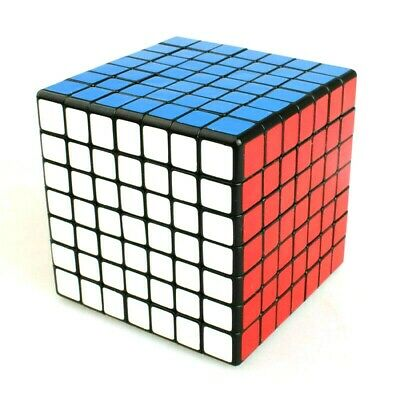 $14.99 • Buy 7x7x7 Ultra-smooth Magic Cube Professional Speed Twist Puzzle Cubes Kids Toys