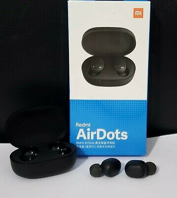 $5.99 • Buy Xiaomi REDMI Airdots Wireless Earbuds TWS Bluetooth 5.0 Stereo Earphones - White