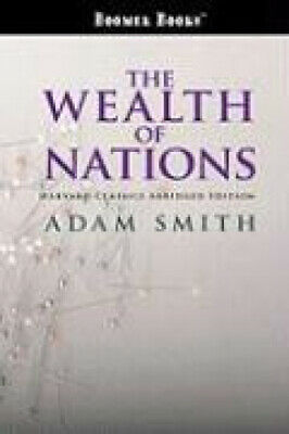 AU37.26 • Buy The Wealth Of Nations Abridged By Smith, Adam