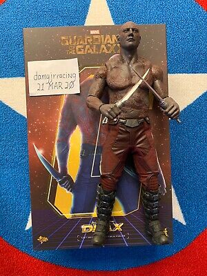 $309.99 • Buy Hot Toys MMS355 - Drax - 1/6 Figure Marvel's Guardians Of The Galaxy