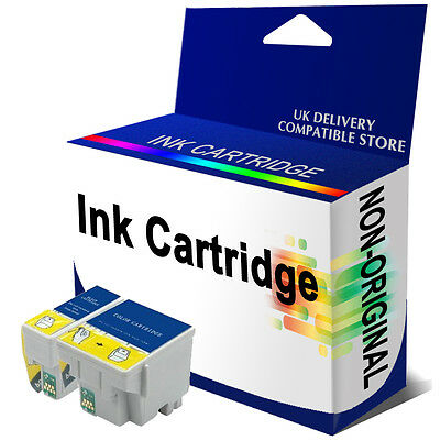 Lot Ink Cartridge Replace For Epson T36 T37 T26 T27 T4 T41 T7 T8 T9 • 3.69£