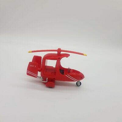 Postman Pat Red Helicopter Aeroplane Toy   • 6£