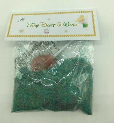 £1.50 • Buy Tinkerbell Inspired Fairy Dust And Wand Novelty Sweets Birthday Party Christmas