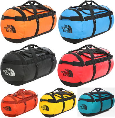 THE NORTH FACE TNF Base Camp Duffel Waterproof Travel Bag 95 L Size L New • 129.99£