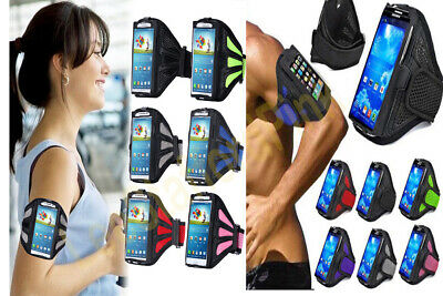 Cycling Running Jogging Gym Exercise Armband  Holder For Various Apple I Phones • 6.95£