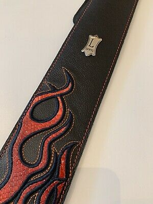 $ CDN150 • Buy Levy's Leather Guitar Strap