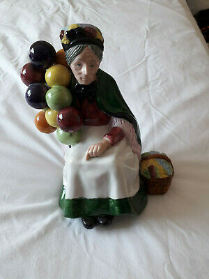 £25 • Buy The Leonardo Collection Lady With Baloons Figurine
