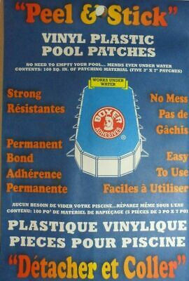£9.99 • Buy Large Underwater Self Adhesive Patches For Pools And Inflatables - NEW -FREE P&P