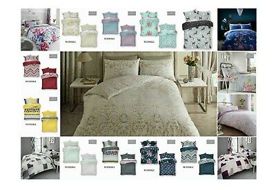Duvet Cover Set Premium Quality Bedding Quilt Covers In Sizes Double King A+ • 16.95£
