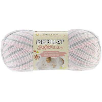 $8.46 • Buy  Softee Baby Yarn - Ombres Pink Flannel 057355376847