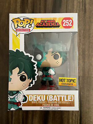 $24.95 • Buy Funko POP! My Hero Academia Deku Battle #252 Hot Topic Exclusive