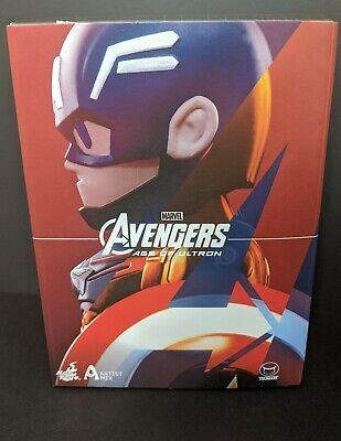 $ CDN40.08 • Buy Avengers Age Of Ultron Captain America Artist Mix Figure Hot Toys