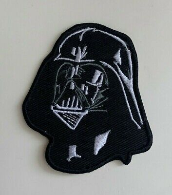 Darth Vader Star Wars Movies- Iron Or Sew On Embroidered Patches • 1.89£