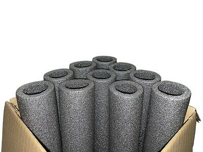£17.95 • Buy Replacement Trampoline Safety-net Foam Pole Padding Protector 1 Meter Pieces