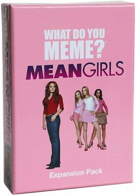 AU22.97 • Buy What Do You Meme? Mean Girls Expansion Pack Party Adult | Brand New Sealed