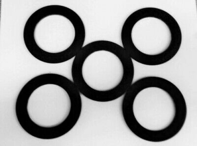 $ CDN14.49 • Buy 5 Jerry Can GAS CAP GASKETS Gerry 5 Gallon 20L Rubber Fuel ARMY MILITARY SURPLUS