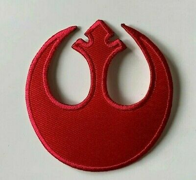 STAR WARS Rebel Alliance/ Squadron - Patch Iron On Sew On Badge • 1.99£