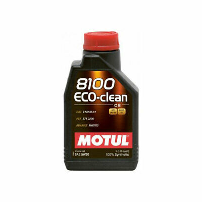 $ CDN28.96 • Buy 102782 Motul 8100 Eco Nergy 5W30   1L   Synthetic Engine Oil
