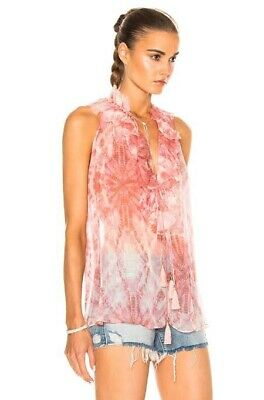 AU185 • Buy Zimmermann - Size 0 - Winsome Ruffle Top Blouse