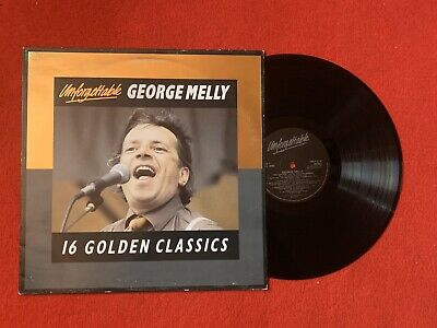 George Melly - Unforgettable, LP Compilation • 11£