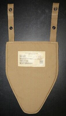$80 • Buy USMC IMTV Groin Protector Coyote NSN 8470-01-586-8728 Plate Carrier PC XS -M