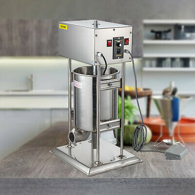 AU509.98 • Buy 10L Electric Sausage Filler Stuffer Commercial Food Stuffing Press Fast Delivery