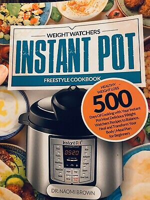 $14.88 • Buy Weight Watchers Instant Pot Freestyle Cookbook...new