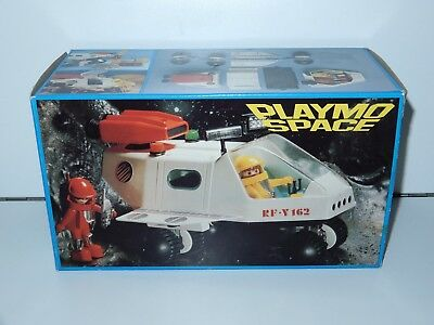 Playmobil Playmospace 3534 Space Shuttle 100% Complete In Box 1982 Geobra • 38.72£