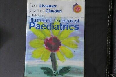 Illustrated Text Book Of Paediatrics • 8£