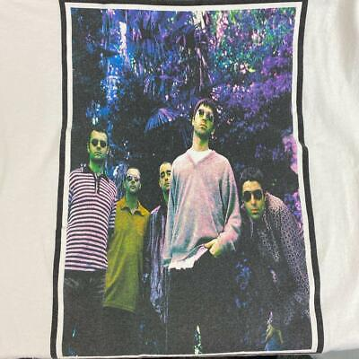 £342.11 • Buy 90's Vintage T Shirt Oasis Noel Liam Gallagher Size XL Band Tee Rock From JP