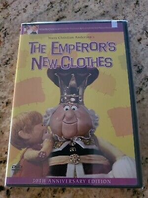 $34.99 • Buy The Emperor's New Clothes Dvd Rare Oop 1972 Rankin Bass Animated Tv Classic New