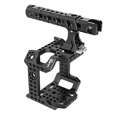 AU486.02 • Buy 8Sinn Cage For The Z Cam E2+ THP Pro Handgriff- From Aluminium