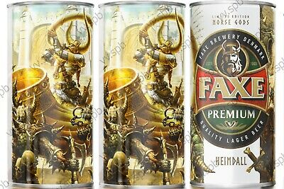 $ CDN21.15 • Buy Faxe Limited  Norse Gods - Heimdall, Empty Can Beer,0.9L
