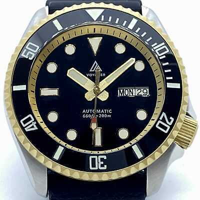 $ CDN674.19 • Buy Seiko SKX007 Gold And Steel Diver