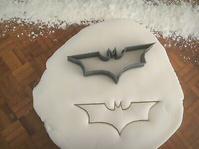 £5.29 • Buy Batman Begins / The Dark Knight Cookie Cutter / Fondant / Icing