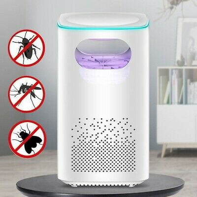 Electric Fly Zapper Insect Mosquito Killer Bug Pest Catcher Trap Home Indoor HOT • 6.99£